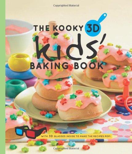 Kooky 3D Kids' Baking Book
