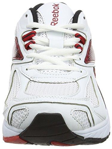 Reebok Pheehan Run Herren Laufschuhe Weiß (Syn White/Black/Excellent Red)