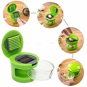 Vegetable Ginger Garlic Chilli Chopper Shredder Cut Slicer Multi Function Kitchen Tool Easy