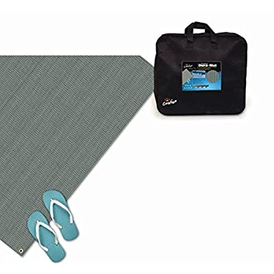 Carefree 182073 Blue 8' x 20' Dura-Mat: Automotive