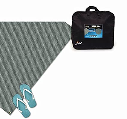 Carefree 181271 Gray 8' x 12' Dura-Mat