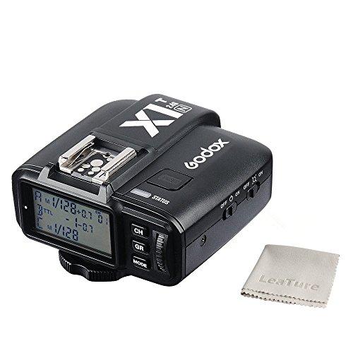 Godox X1T-N 2.4G i-TTL Wireless LCD Flash Transmitter for Nikon Camera (X1T-N) ()