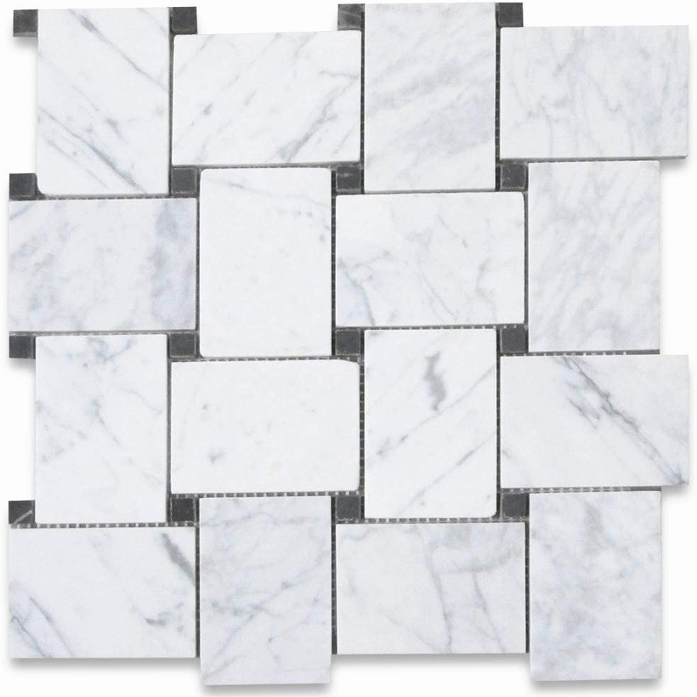 - Stone Center Online Carrara White Italian Carrera Marble Large