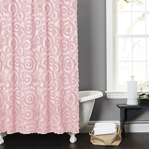 Lush Decor Stella Curtain 72 Inch product image