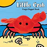 Little Crab: Finger Puppet Book (Little Finger Puppet Board Books)