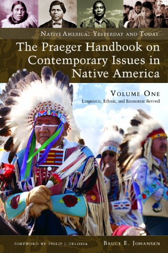 The Praeger Handbook on Contemporary Issues in Native America [2 volumes] (Native America: Yesterday and Today (Hardcove