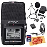 Zoom H2n Handy Recorder + 2GB SD-CARD + APH-2n Zubehör Set H2 Next