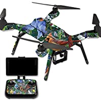 Skin For 3DR Solo Drone – Backyard Gathering | MightySkins Protective, Durable, and Unique Vinyl Decal wrap cover | Easy To Apply, Remove, and Change Styles | Made in the USA