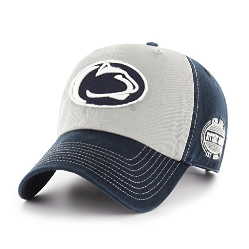 NCAA Penn State Nittany Lions Tuscon OTS Challenger Adjustable Hat, Team Color, One Size