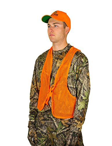 Hunters Specialties Safety Vest (Blaze Orange Safety Vest)