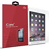 iCarez Anti-Glare/Anti-Fingerprint Screen Protector for New iPad 9.7 Inch (2018/2017)/iPad Pro 9.7 Inch/iPad Air 2/iPad Air (2 Pack) Matte - Retail Packaging