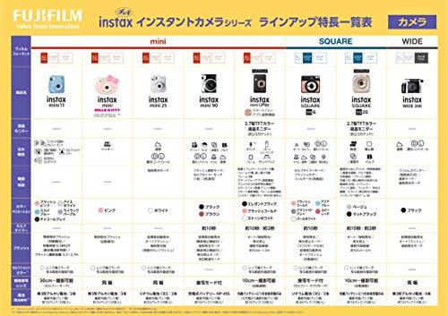 instax Instax Mini 90 Neo Classic Black Mini 90 NEO Classic Camera, Black Camera and Photo