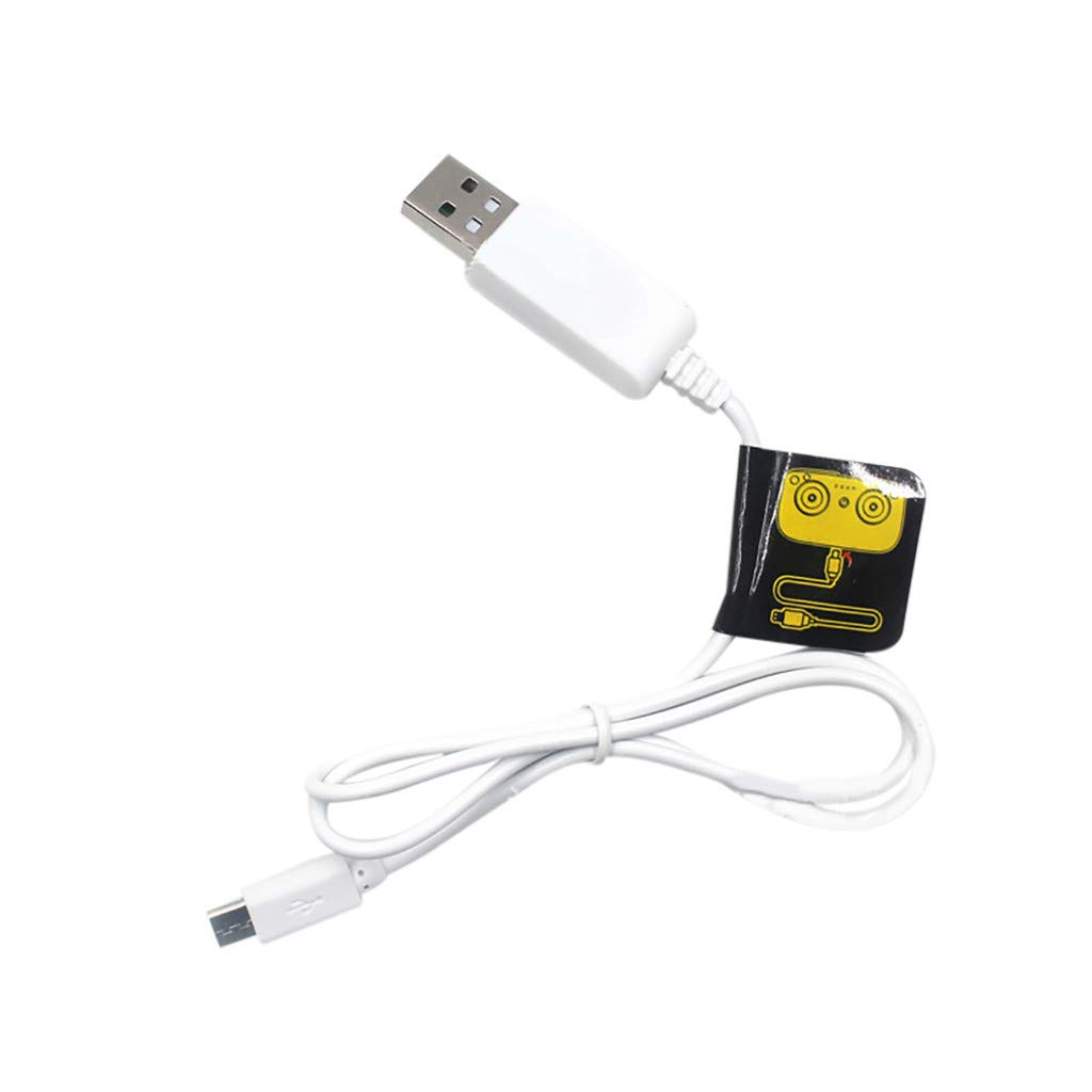 HowLoo USB Charger Cable Remote Control Battery Wire Spare Parts for SG900-S Quadcopter Cargador