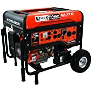 DuroMax Elite Series 10000 Watts 16.0 Hp Gas Generator