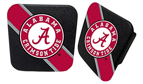 (Alabama Crimson Tide Rubber Trailer Hitch)