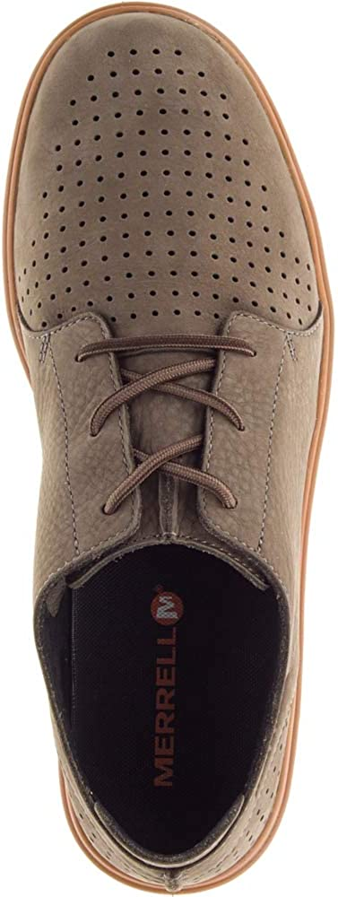 Merrell Mens Downtown Lace Sneaker