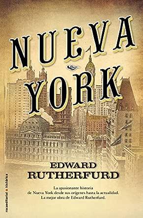 Nueva York (Bestseller Historica) eBook: Rutherfurd