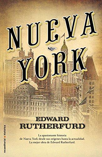 Nueva York de Edward Rutherfurd