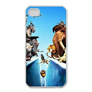 iphone4 4s phone cases White Ice Age fashion cell phone cases JYTR4099613
