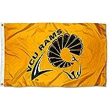 VCU Virginia Commonwealth Rams University Large College Flag