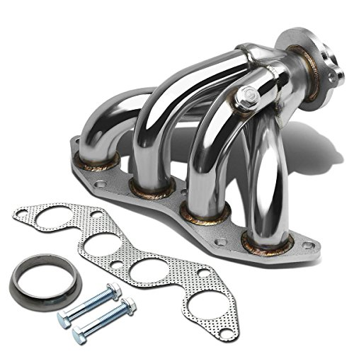 For Honda Civic Performance Stainless Steel Exhaust Header Kit EX EM ES EP Honda Civic Mufflers