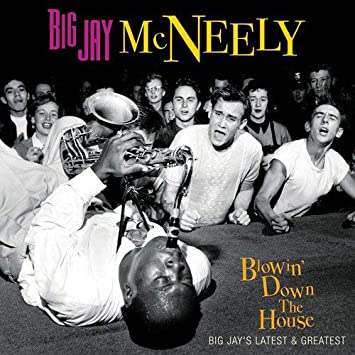 Amazon   Blowin' Down the House [12 inch Analog]   Big Jay McNeely ...