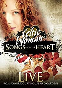 Celtic Woman - Songs From the Heart [Reino Unido] [DVD]