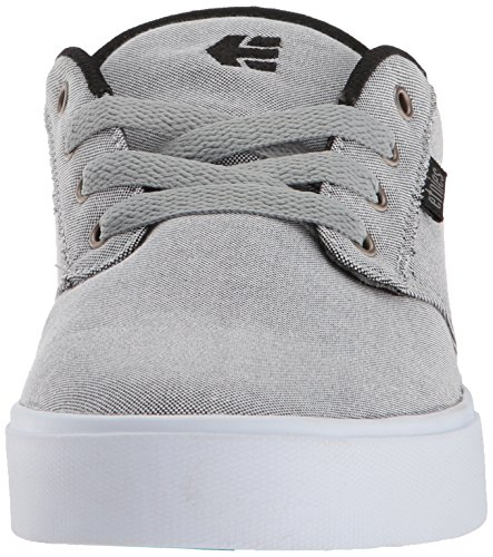 Etnies Men's Jameson 2 Eco Skateboarding Shoes, Dark Blue, One Size Grey (554-black/Charcoal/Silver)