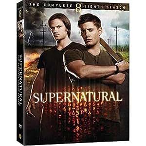Supernatural - Season 8 - DVD