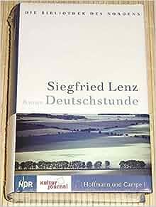 PDF SIEGFRIED DEUTSCHSTUNDE LENZ