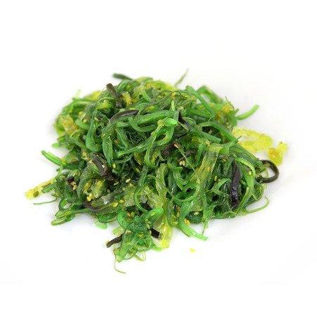 Chuka Wakame – Seasoned Sesame Seaweed Salad 4.4 Lb. - NO MSG