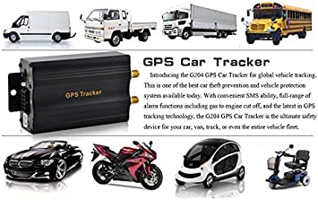 Localizador GPS Car Tracker Auto Anti Vol gsm Quad Band localisation: Amazon.es: Electrónica