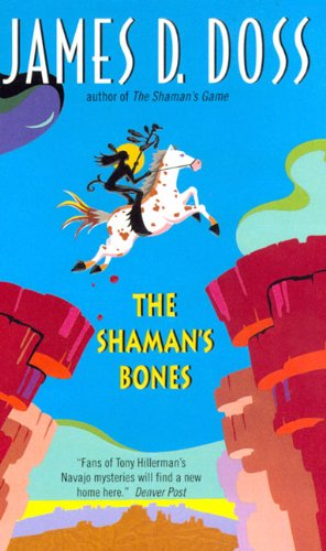 book cover of The Shaman\'s Bones