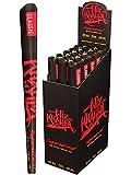 Wiz Khalifa RAW Classic Natural Unrefined Pre-rolled Supernatural Cone 12' Long (15 Cones)