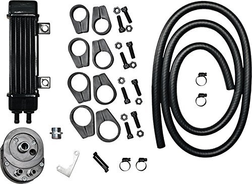 Jagg Oil - Jagg Vertical Frame-Mount Oil Cooler Kit 750-1200