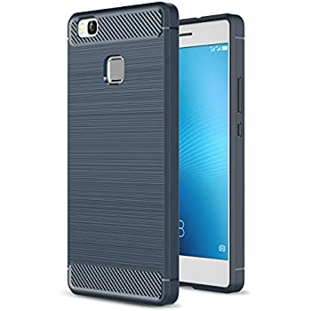 Amazon.com: Spigen Rugged Armor Huawei P8 Lite 2017 Case ...