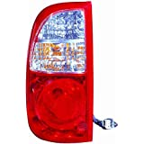 Depo 312-1968L-AC Toyota Tundra Driver Side Replacement Taillight Assembly