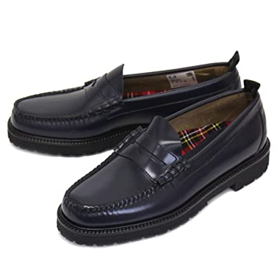 Weejuns Larson Penny Loafer SB8070 4181-1366: Navy