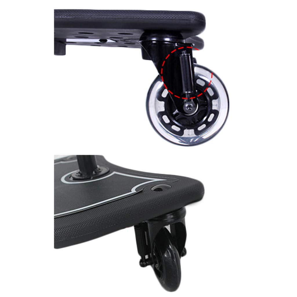 DGDG Buggy Board, Second Child Artifact Cart Pedal, Stroller Accessories, Travel Assisted Universal Trailer Trailer Pedal,Buggy Board by DGDG (Image #4)