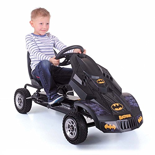 51b5MPPaSeL - Hauck Batmobile Pedal Go Kart