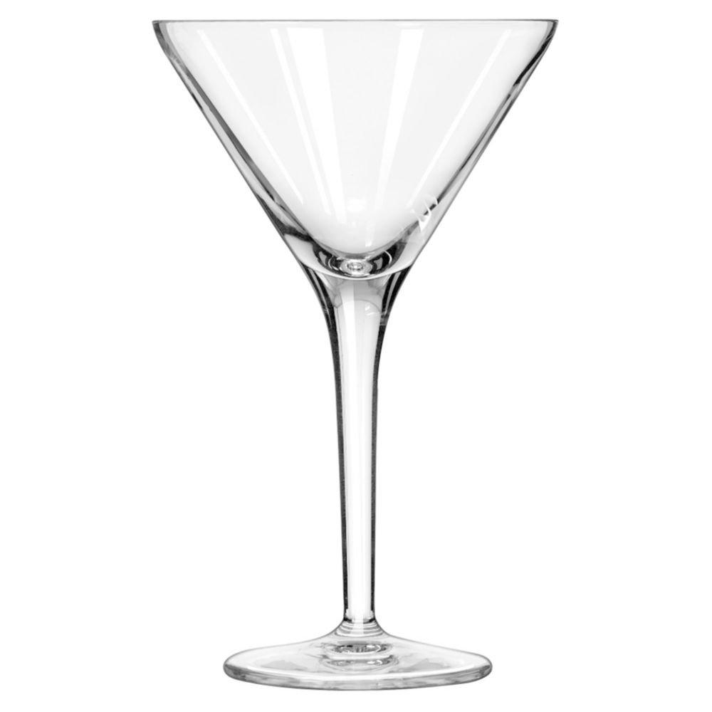 Luigi Bormioli 10275/04 Michelangelo 7.25 Oz. Martini Glass - 24 / CS