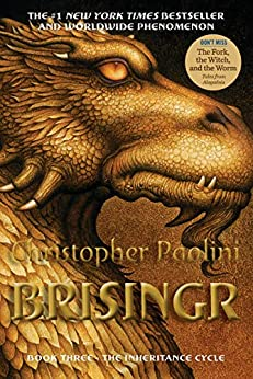 Brisingr (The Inheritance Cycle Book 3) by [Paolini, Christopher]