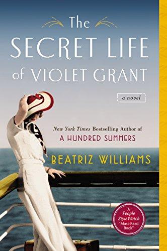 The Secret Life of Violet Grant cover
