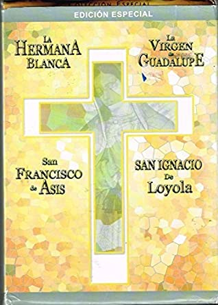 Amazon.com: LA HERMANA BLANCA & LA VIRGEN DE GUADALUPE & SAN ...