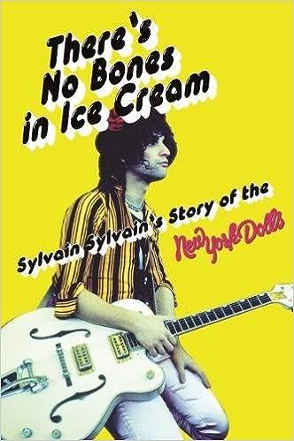 """Resultado de imagen de SYLVAIN SYLVAIN """"There's No Bones In Ice Cream"""""""