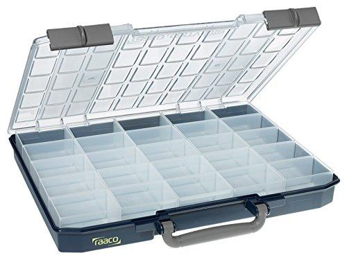 Raaco - CarryLite Organiser Case 55 5x10-25 25 Inserts