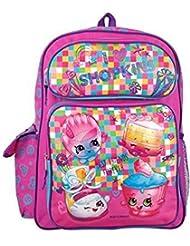 Global Design Shopkins 16 Large Backpack