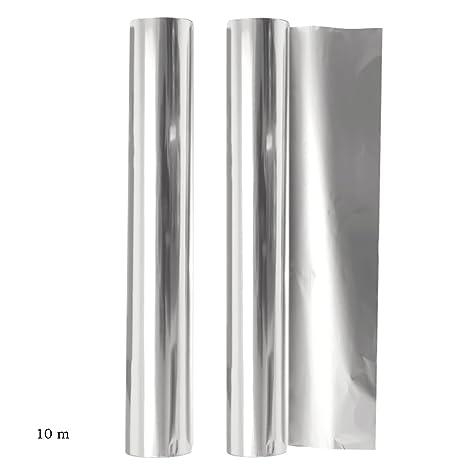 Gosear Papel Hoja de Aluminio para Barbacoa Parrilla Horno/Herramientas de Hornada para Cocina Hogar