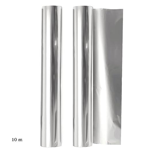 Gosear Papel Hoja de Aluminio para Barbacoa Parrilla Horno ...