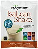 ISAGENIX IsaLean Shake Creamy French Vanilla 14/2.1 oz packets